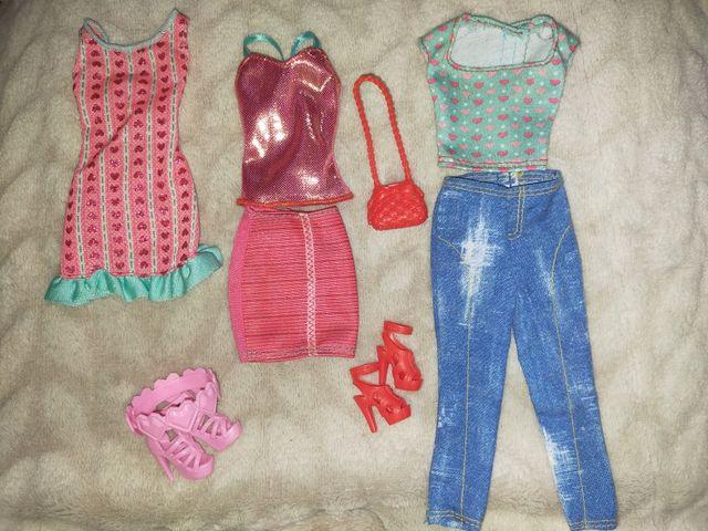Conjuntos y muñeca