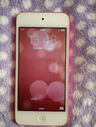 ipod touch 5 rosa