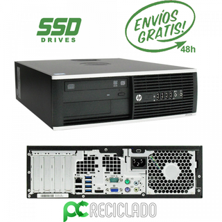 HP 8300 ELITE PENTIUM G2130 3.20GHZ / 8GB / 120SSD