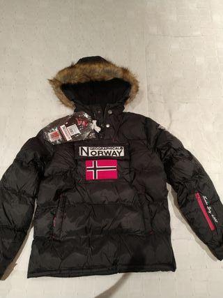 Parka Norway nuevo talla16