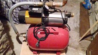 Bomba de agua, grupo de presión electrico