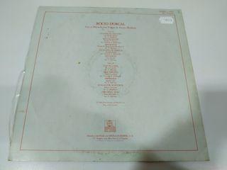 Rocio Durcal Juan Gabriel Volumen 4 LP Vinilo