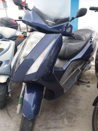 moto despiece honda