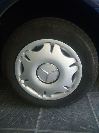 llantas 16+ tapacubos +ruedas Mercedes Viano/vito