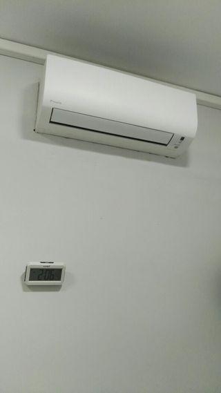 2 Aires acondicionado Daikin de 5.000 frigorias