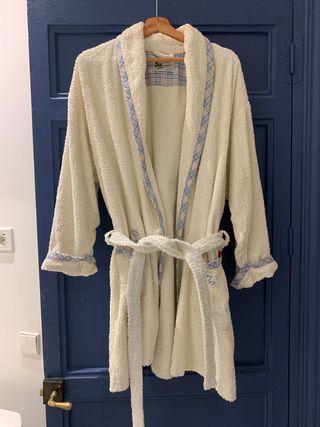 100% algodón albornoz / bata de baño mujer