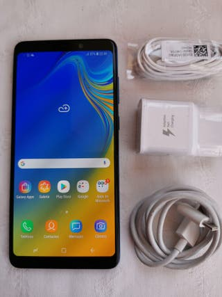 Samsung galaxy A9, 128/6gb perfecto