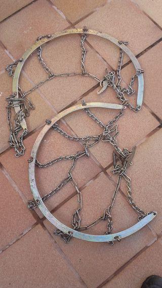 cadenas para la nieve 185/70 R14