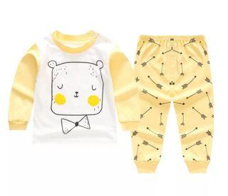 conjunto pijama niño nuevo 12 meses