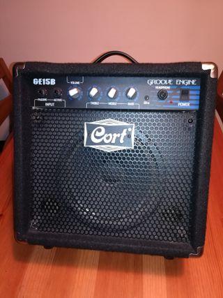 Cort GE15B Amplificador para bajo