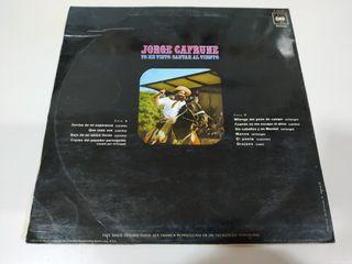 Jorge Cafrune Yo he visto Cantar Viento LP Vinilo