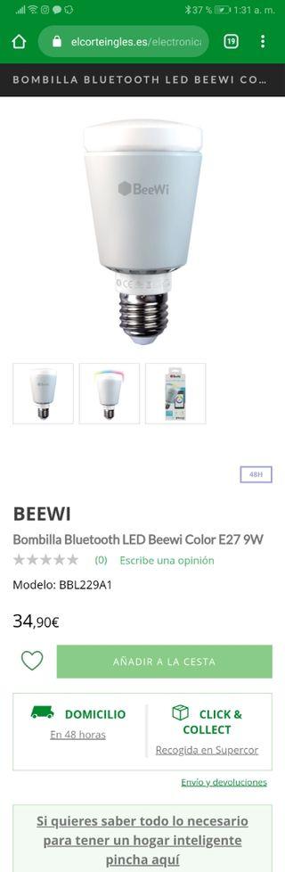 bombilla bluetooth