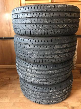Neumaticos 245 45 20 Pirelli P Zero
