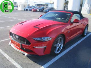 Ford Mustang 5.0 Ti-VCT Convertible Mustang GT 331 kW (450 CV)