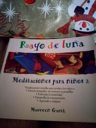 Rayo de Luna. Libro de meditación infantil 2