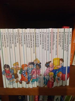 Colección Infantil Teo