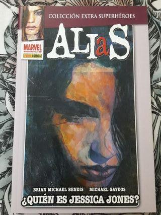 ALIAS (JESSICA JONES) COMPLETA Extra Superhéroes