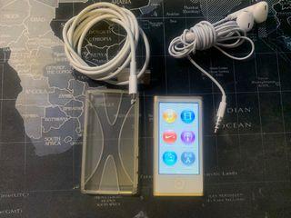 Apple Ipod Nano 7 generación 16gb dorado