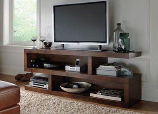 Mueble tv madera palets 6cm todas medidas