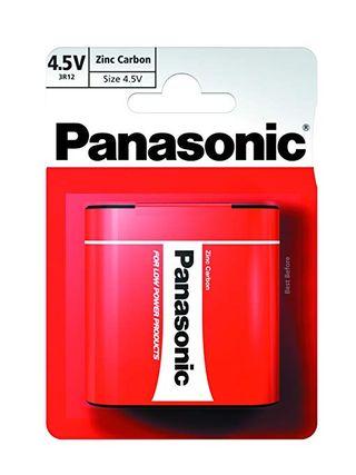 Panasonic Blister 1 Pila 4,5V Zinc Carbon 3R12