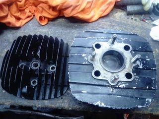 montesa 125 cilindro de enduro cappra crono