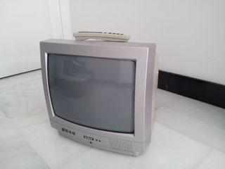 Televisor ECRON de 14 pulgadas