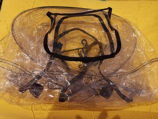 Plástico de lluvia Bugaboo Bee