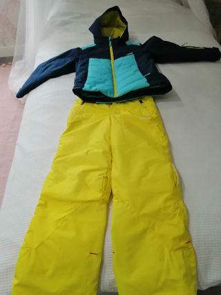 conjunto de ski o nieve 6 años