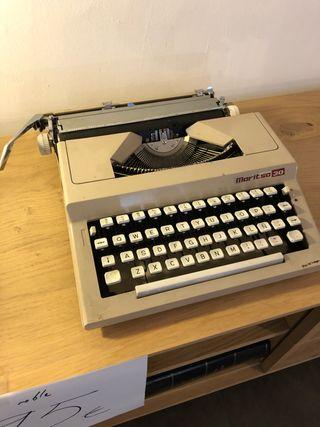 Máquina escribir Maritsa 30