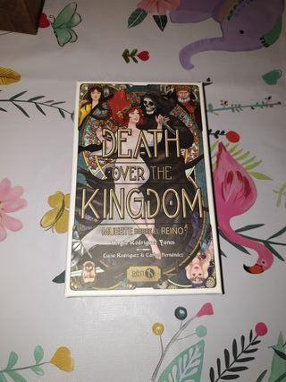 Juego de mesa Death over the kingdom