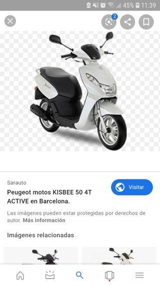Ciclomotor - Scooter