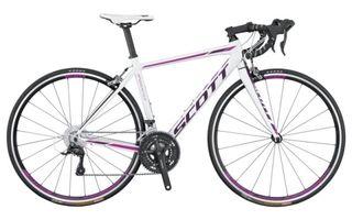 Bicicleta carretera chica