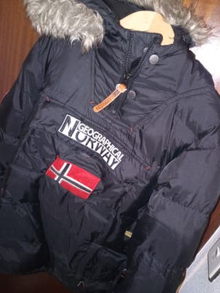 parka norway geografical