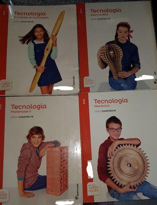 Libros Tecnología Eso