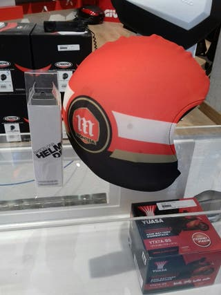 cubre casco montesa original