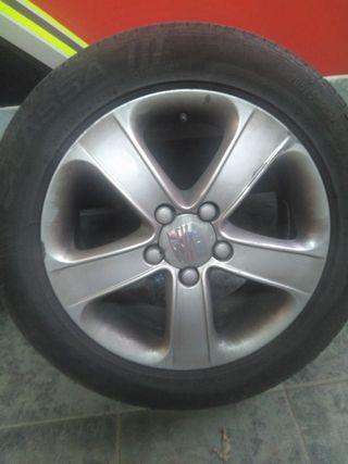 Llanta y neumático Seat León