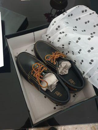náuticos zapatos