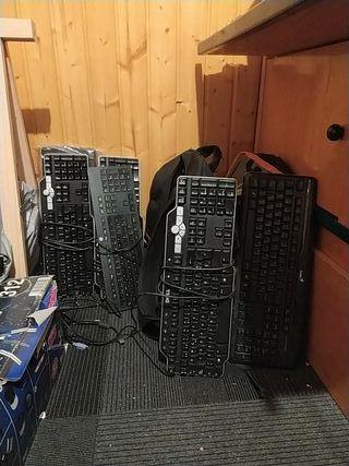 teclados ordenador