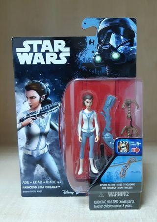 Star Wars Rebels Princesa Leia Organa 3,5 pulgadas