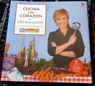 Libro - Cocina con corazón