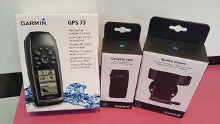 GARMIN GPS 73 CON SOPORTE Y BOLSA