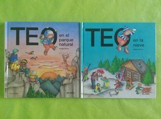 Libros Teo