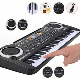 Teclado electrónico Piano Órgano Instrumento music