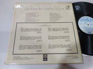 Concha Piquer La Obra de Piquer Vol III LP Vinilo
