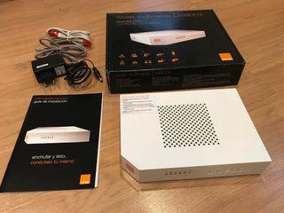 Router Multimedia LIvebox Orange WIFI