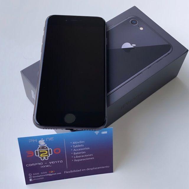 IPHONE 8 64GB ORIGINAL FACTURA GARANTÍA