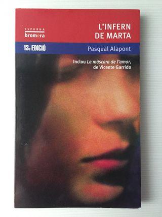 L'infern de Marta - Pasqual Alapont