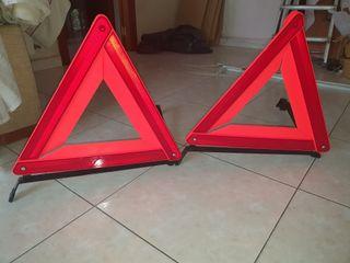 Triángulos. Precio por unidad.