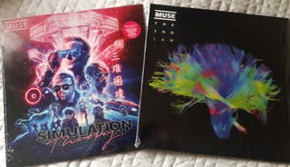 Muse vinilo Simulation theory