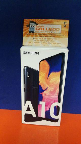 Samsung galaxy a10 Nuevo precintado